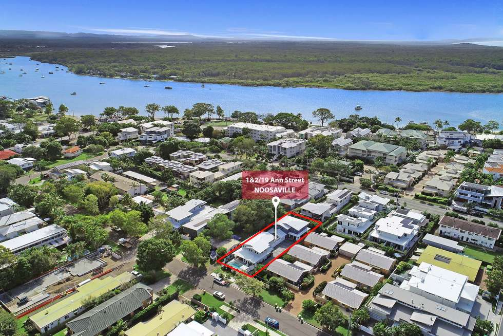 Second view of Homely townhouse listing, 2/19 Ann Street, Noosaville QLD 4566