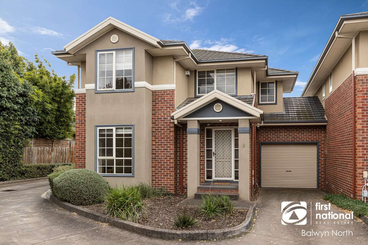 Main view of Homely townhouse listing, 3/604 Burwood Highway, Vermont South VIC 3133