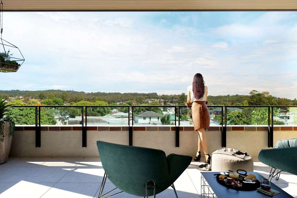 Second view of Homely apartment listing, 306/302 Brunker Road, Adamstown NSW 2289