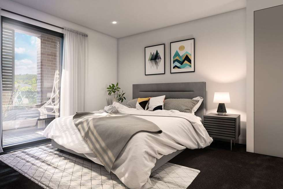Fourth view of Homely apartment listing, 306/302 Brunker Road, Adamstown NSW 2289