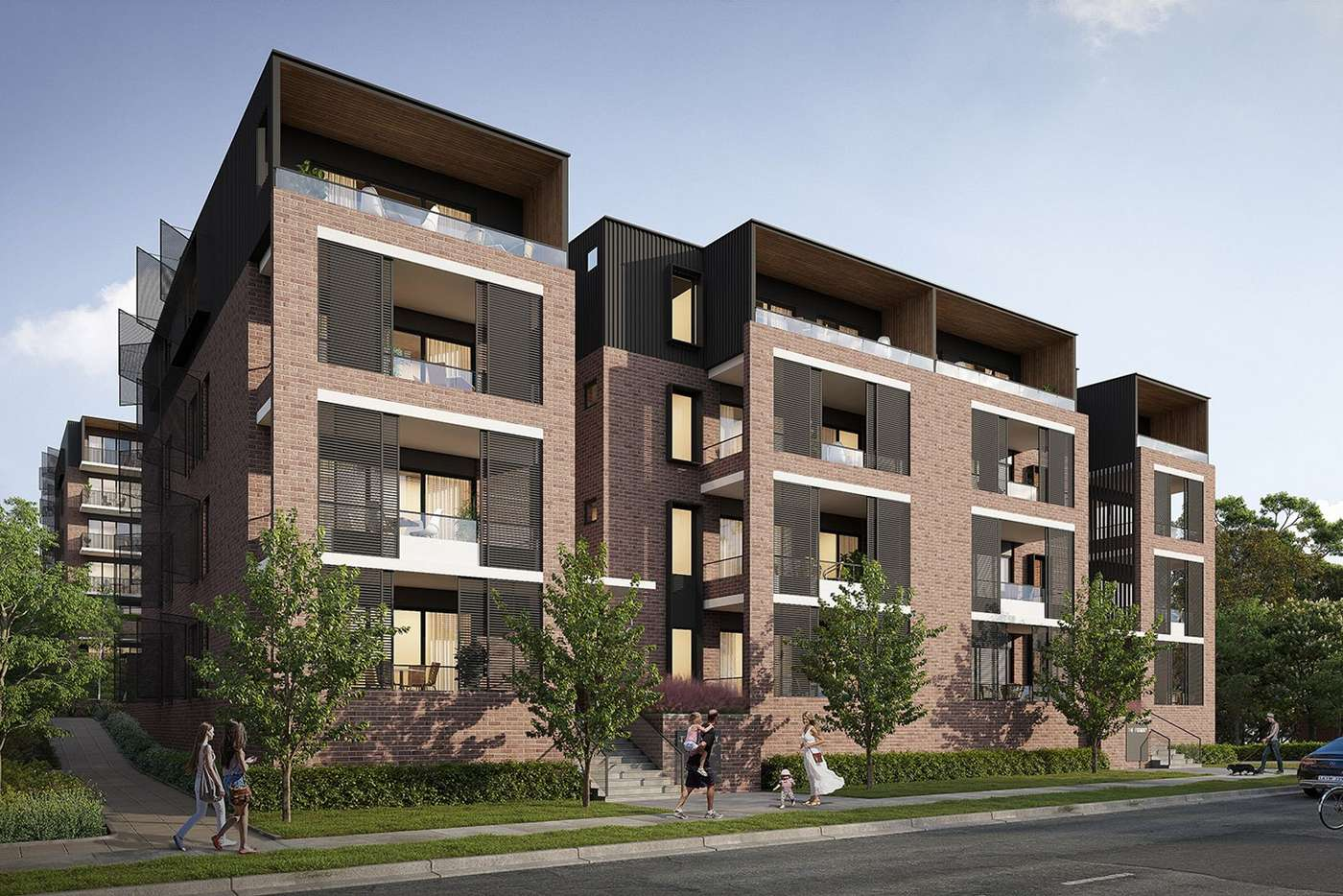 Fifth view of Homely apartment listing, 306/302 Brunker Road, Adamstown NSW 2289