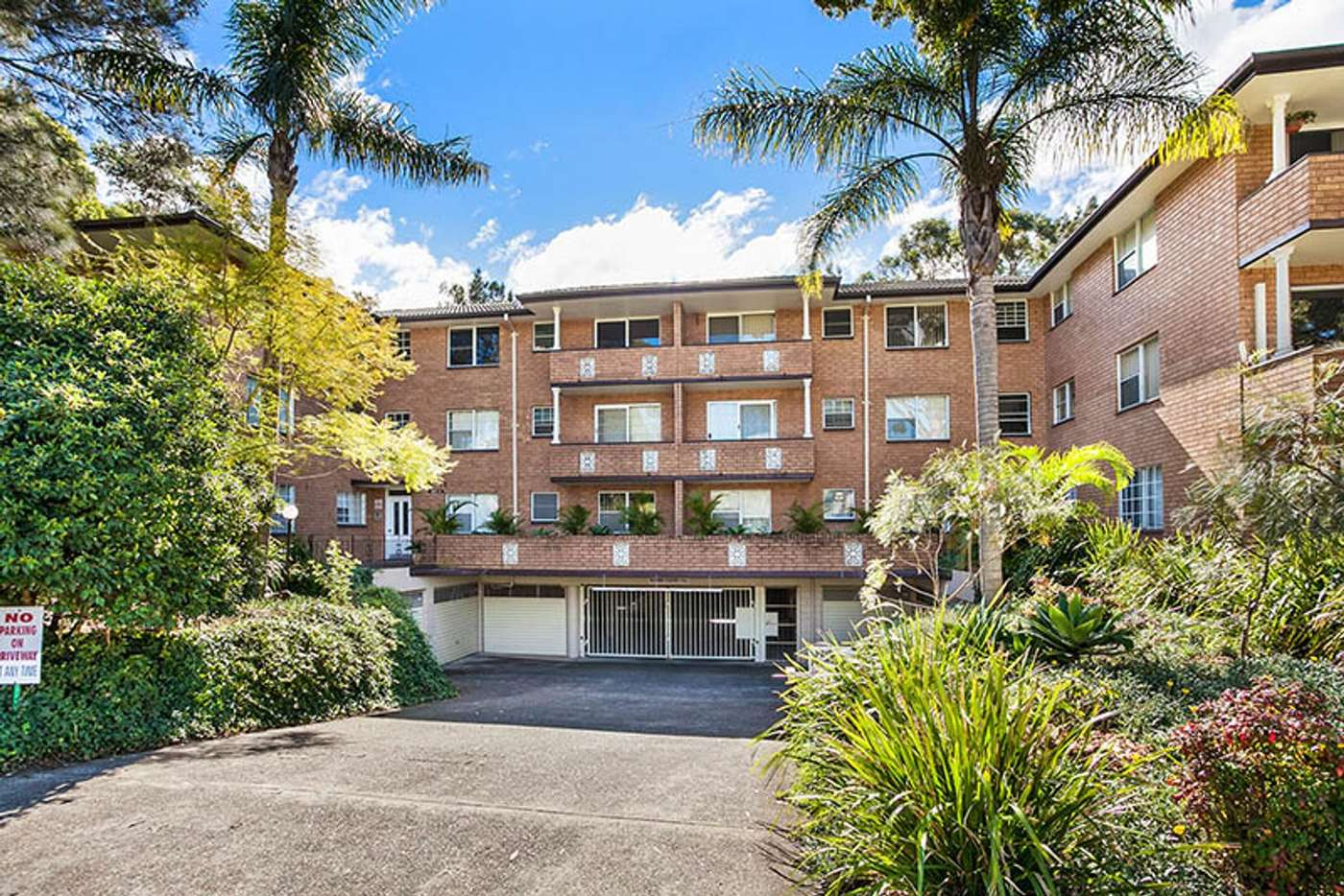 Main view of Homely apartment listing, 23/67-71 Flora Street, Kirrawee NSW 2232
