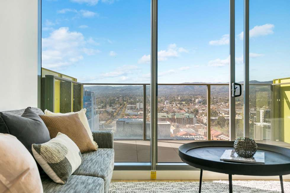 Second view of Homely apartment listing, 1704/29 Angas Street, Adelaide SA 5000