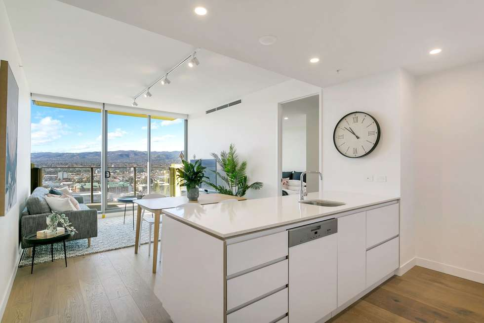 Third view of Homely apartment listing, 1704/29 Angas Street, Adelaide SA 5000