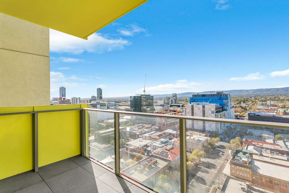 Fourth view of Homely apartment listing, 1704/29 Angas Street, Adelaide SA 5000