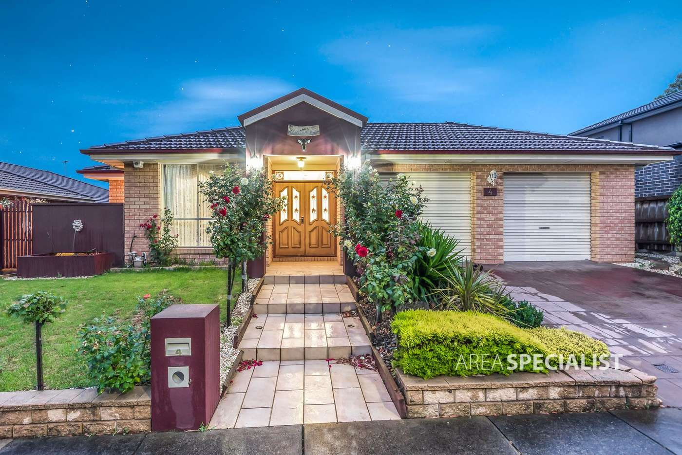 Main view of Homely house listing, 4 Emmaline Crescent, Keysborough VIC 3173
