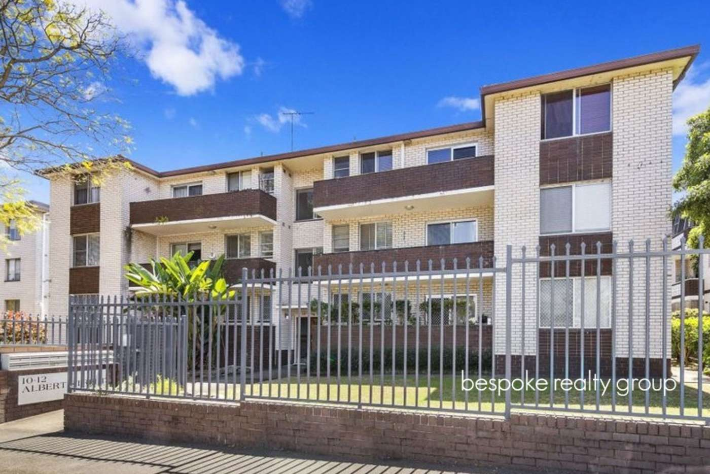 Main view of Homely apartment listing, 9/10-12 Albert Steet, North Parramatta NSW 2151