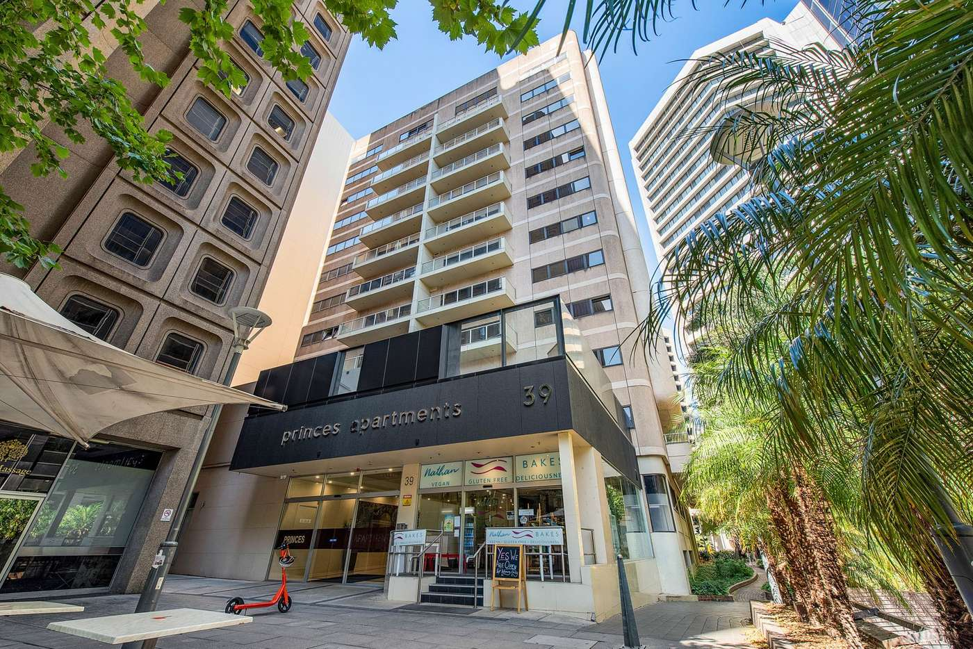 Main view of Homely apartment listing, 501/39 Grenfell Street, Adelaide SA 5000