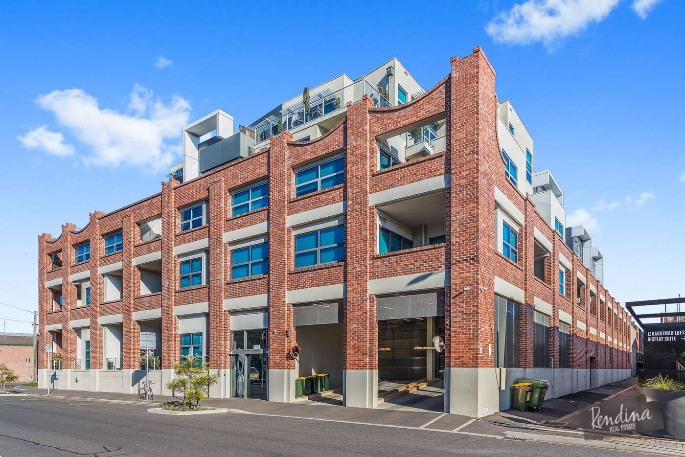 Main view of Homely apartment listing, 110/18 Bent Street, Kensington VIC 3031