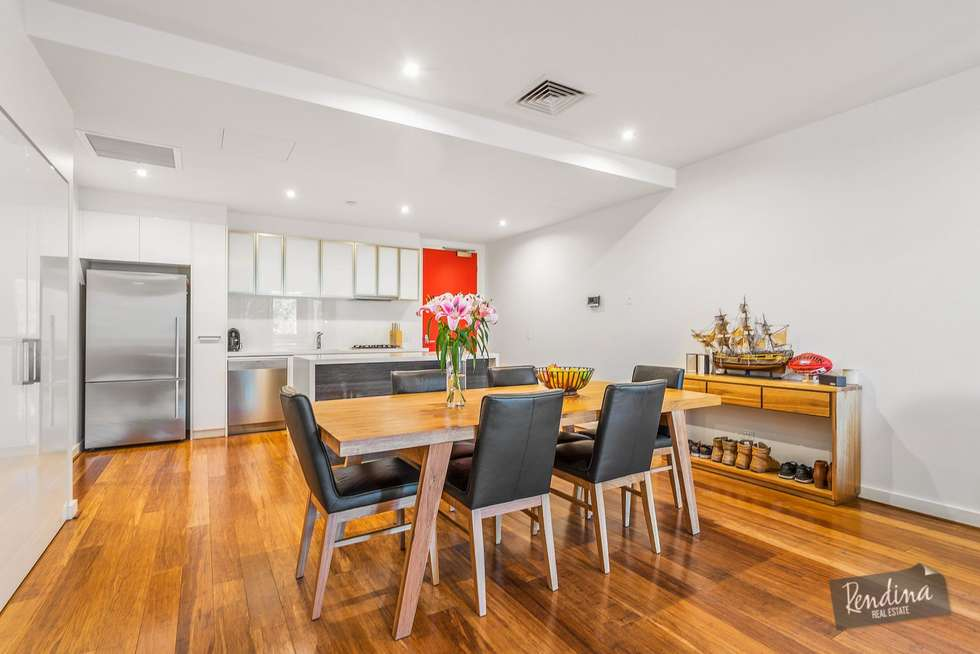 Third view of Homely apartment listing, 110/18 Bent Street, Kensington VIC 3031