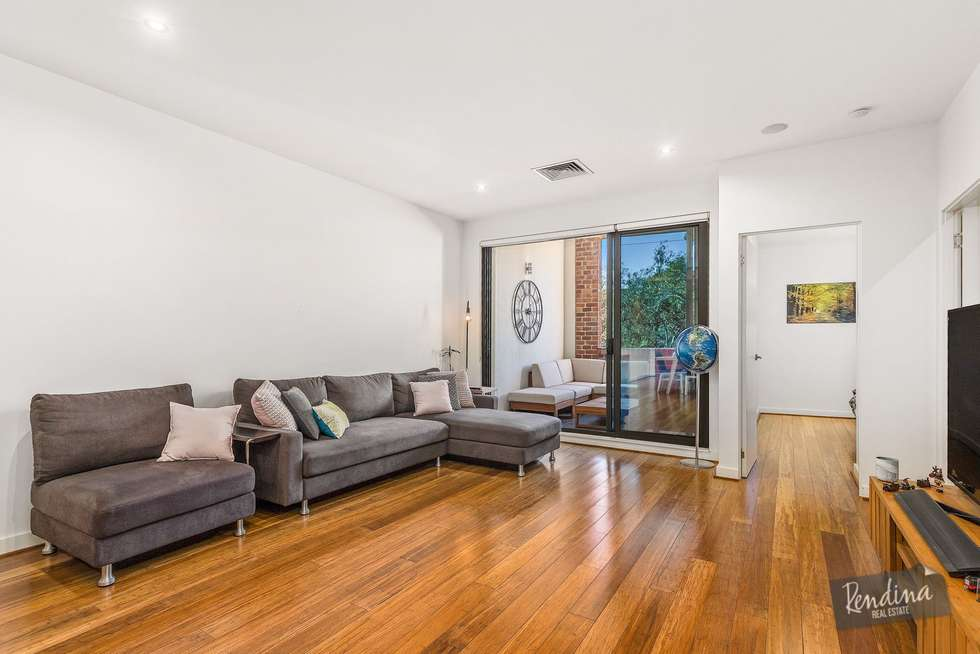 Fourth view of Homely apartment listing, 110/18 Bent Street, Kensington VIC 3031
