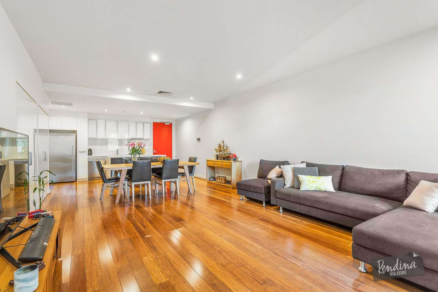 Fifth view of Homely apartment listing, 110/18 Bent Street, Kensington VIC 3031