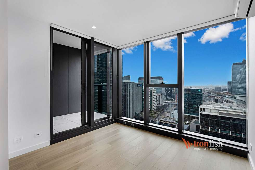 Second view of Homely apartment listing, 3218/628 Flinders Street, Melbourne VIC 3000