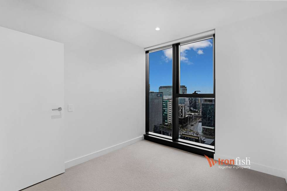Third view of Homely apartment listing, 3218/628 Flinders Street, Melbourne VIC 3000