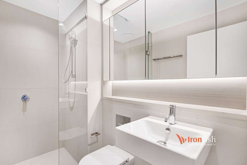 Fourth view of Homely apartment listing, 3218/628 Flinders Street, Melbourne VIC 3000