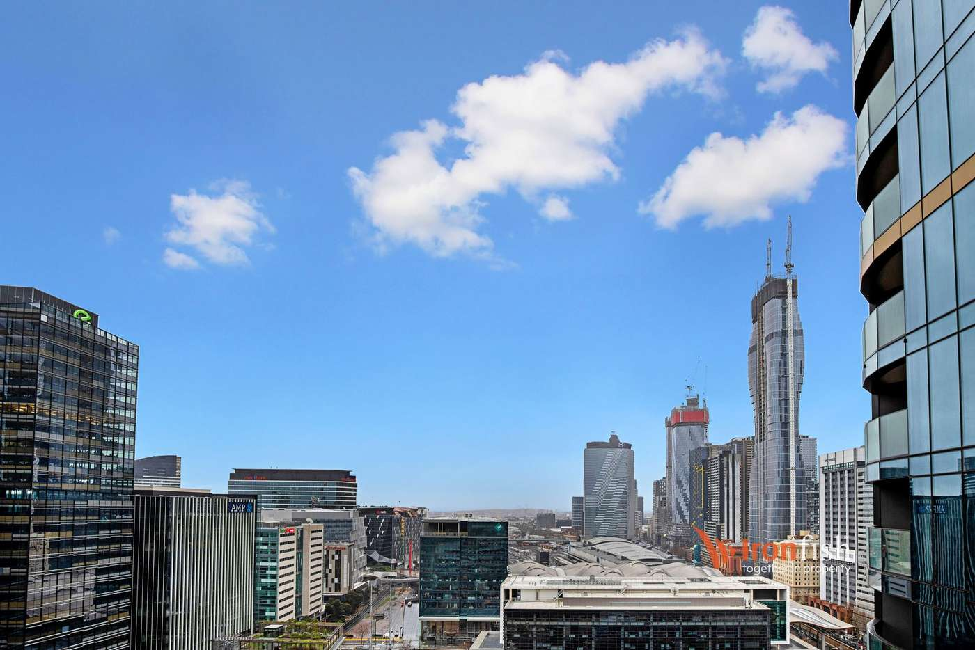 Sixth view of Homely apartment listing, 3218/628 Flinders Street, Melbourne VIC 3000