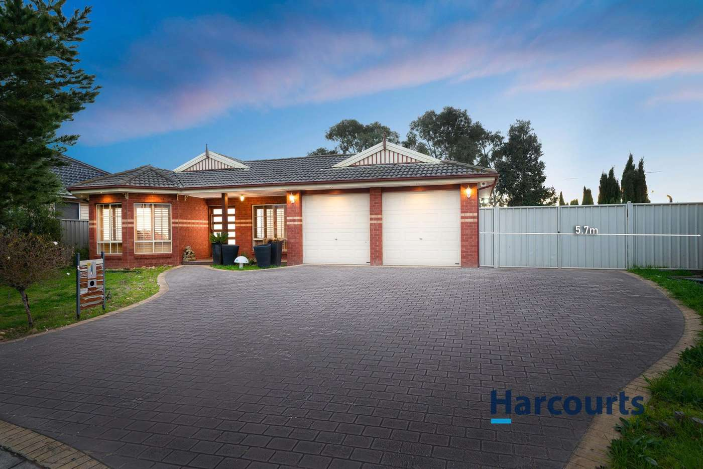 Main view of Homely house listing, 10 Daintree Retreat, Caroline Springs VIC 3023