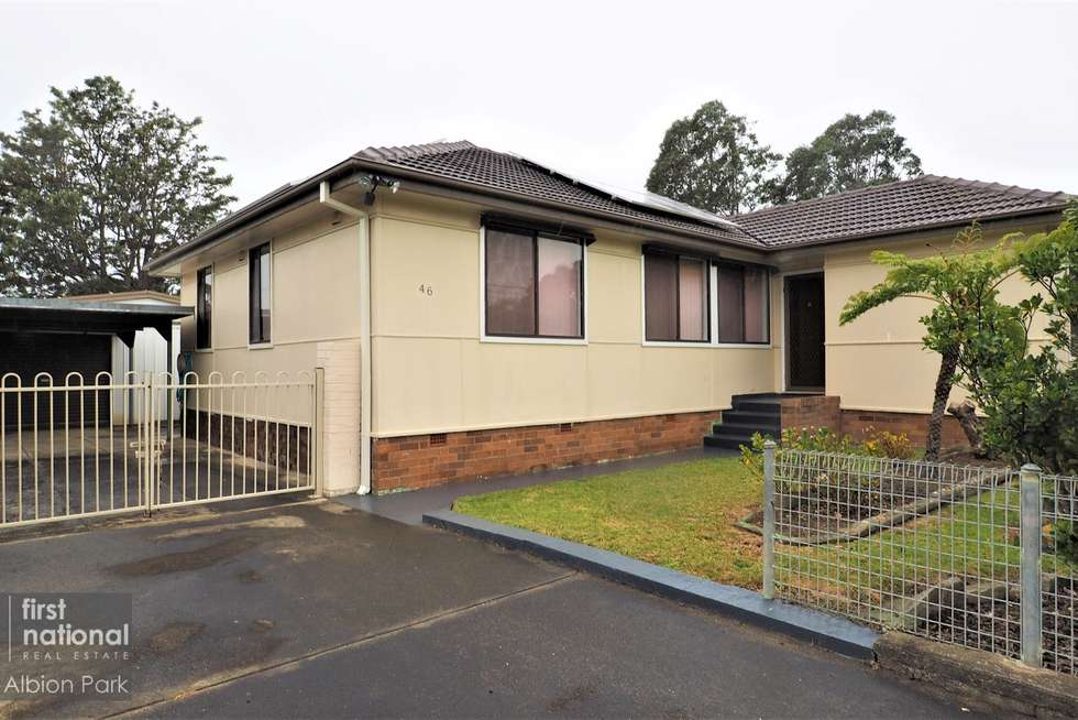 Fourth view of Homely house listing, 46 Andrew Crescent, Mount Warrigal NSW 2528