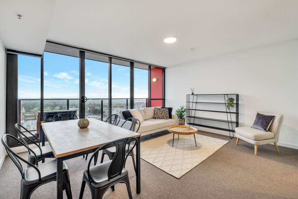 Second view of Homely apartment listing, 1609/160 Grote Street, Adelaide SA 5000