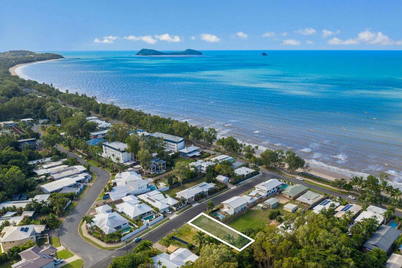 Main view of Homely residentialLand listing, 7a St Crispin Street, Clifton Beach QLD 4879