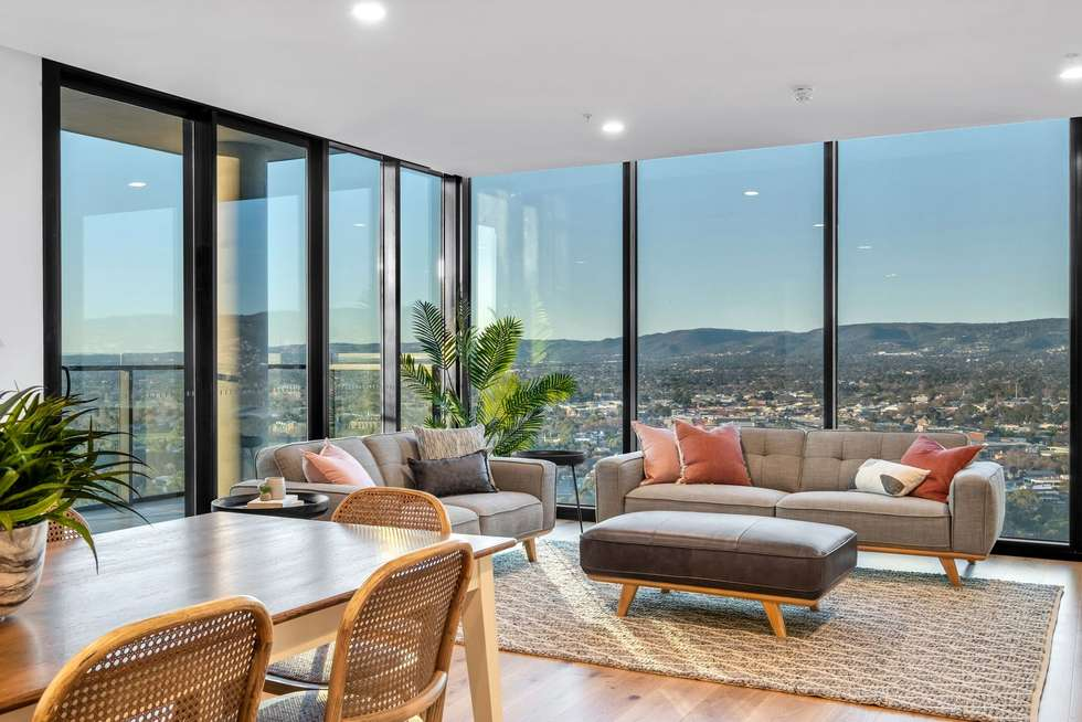 Third view of Homely apartment listing, 2506/19-27 Frome Street, Adelaide SA 5000