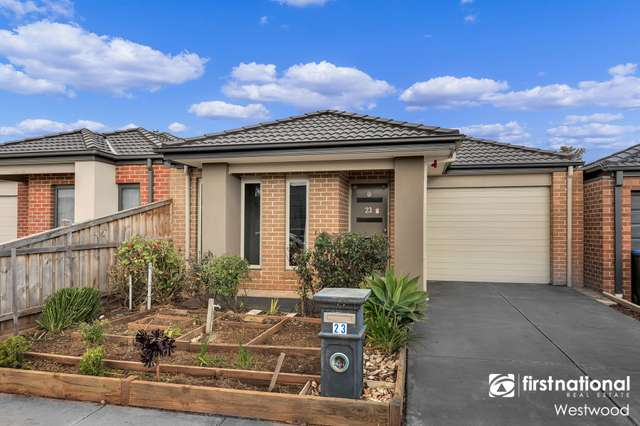 23 Mantello Drive, Werribee VIC 3030