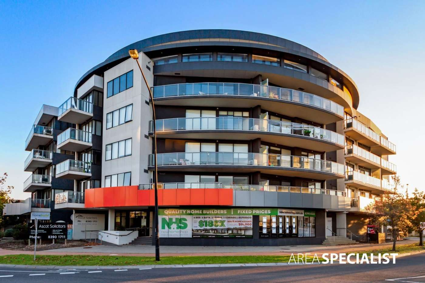 Main view of Homely apartment listing, 16/1 Woodward Way, Caroline Springs VIC 3023