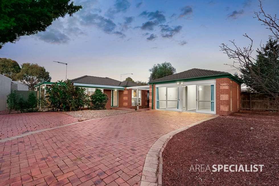 Second view of Homely house listing, 17 Thistle Court, Delahey VIC 3037