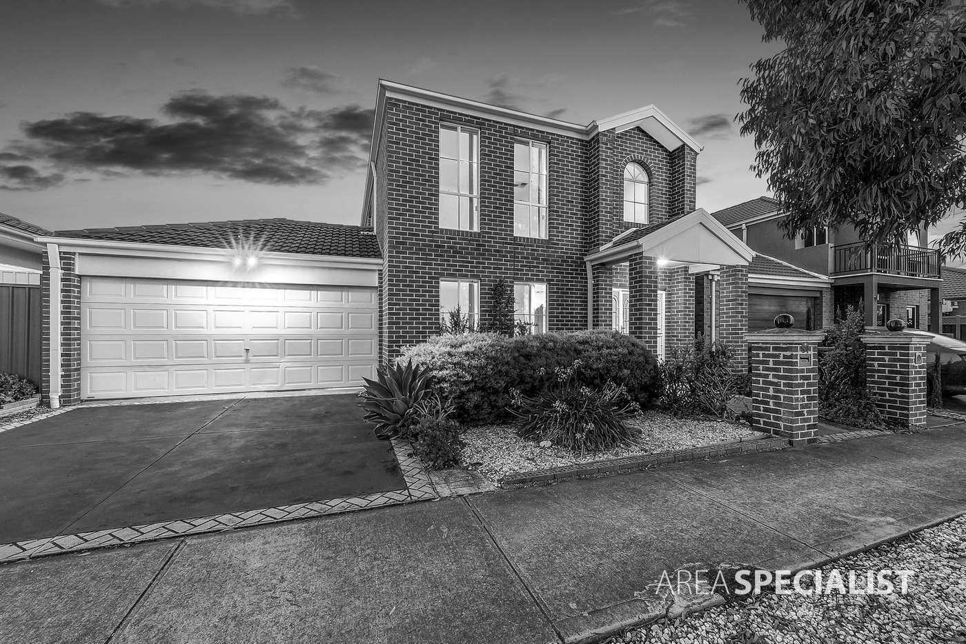 Main view of Homely house listing, 57 Dobell Crescent, Caroline Springs VIC 3023