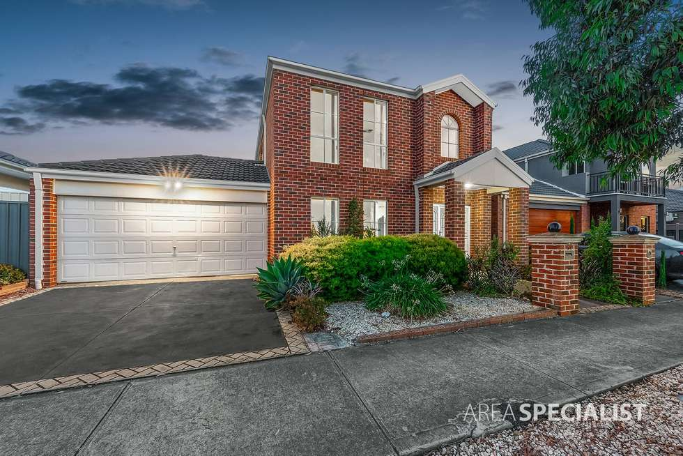 Second view of Homely house listing, 57 Dobell Crescent, Caroline Springs VIC 3023
