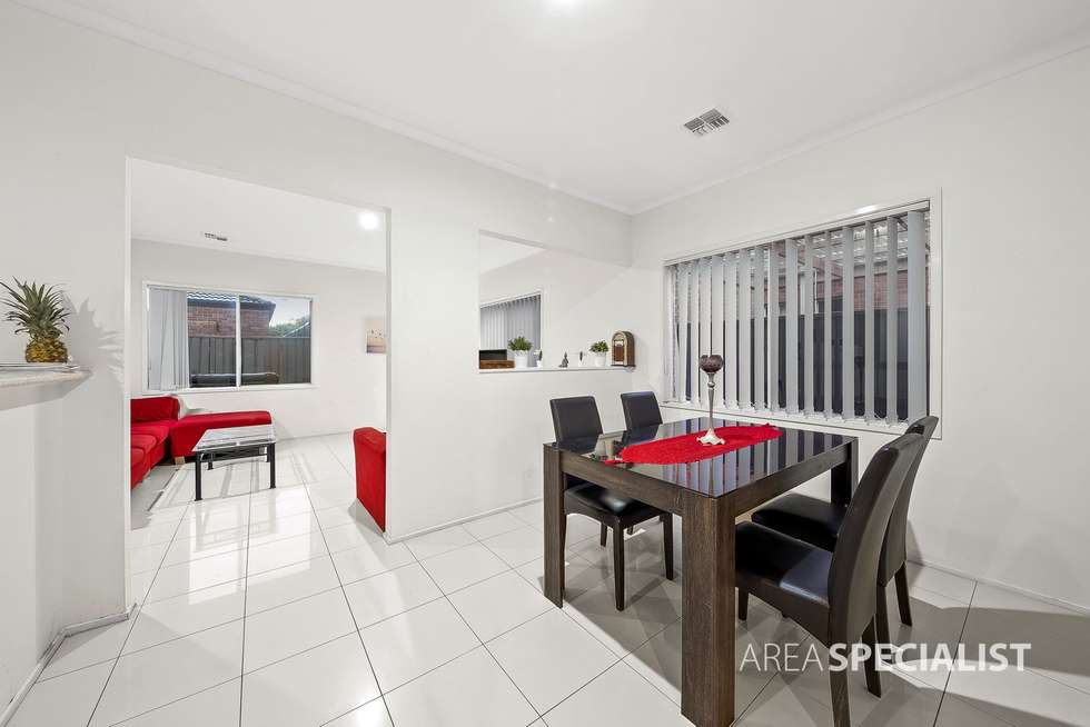 Fifth view of Homely house listing, 57 Dobell Crescent, Caroline Springs VIC 3023