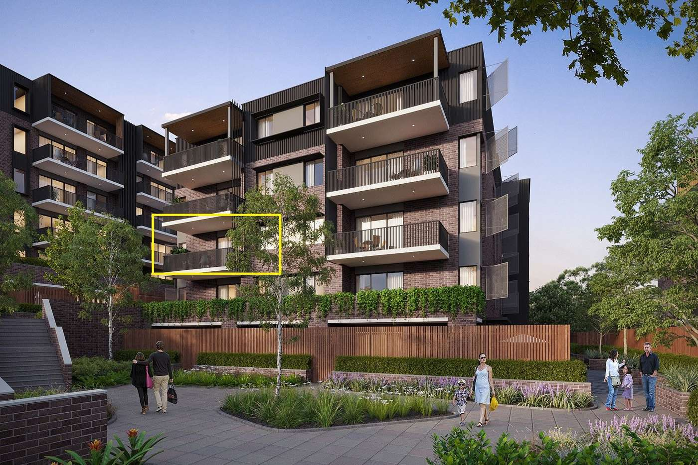 Main view of Homely apartment listing, 201/59 Date Street, Adamstown NSW 2289