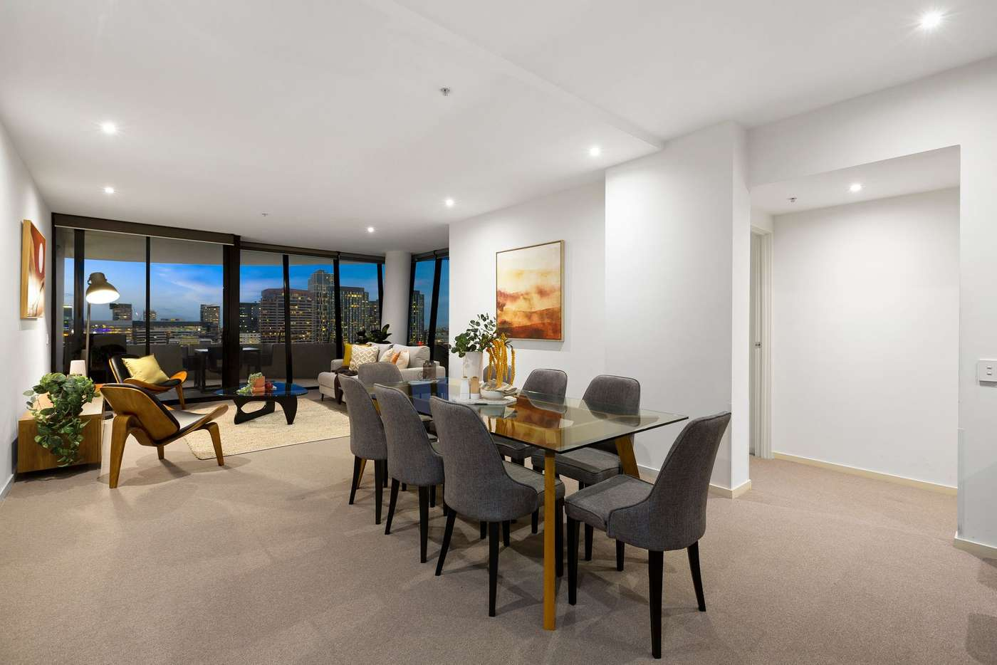 Main view of Homely apartment listing, 1902/15 Caravel Lane, Docklands VIC 3008