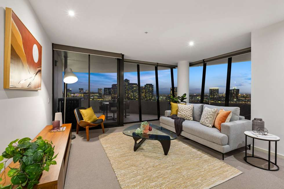 Second view of Homely apartment listing, 1902/15 Caravel Lane, Docklands VIC 3008