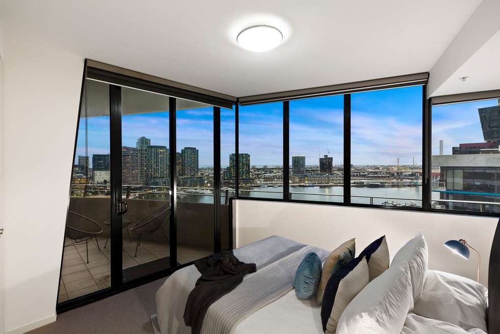 Fourth view of Homely apartment listing, 1902/15 Caravel Lane, Docklands VIC 3008