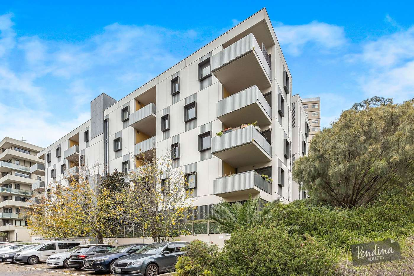 Main view of Homely apartment listing, 106/62 Altona Street, Kensington VIC 3031