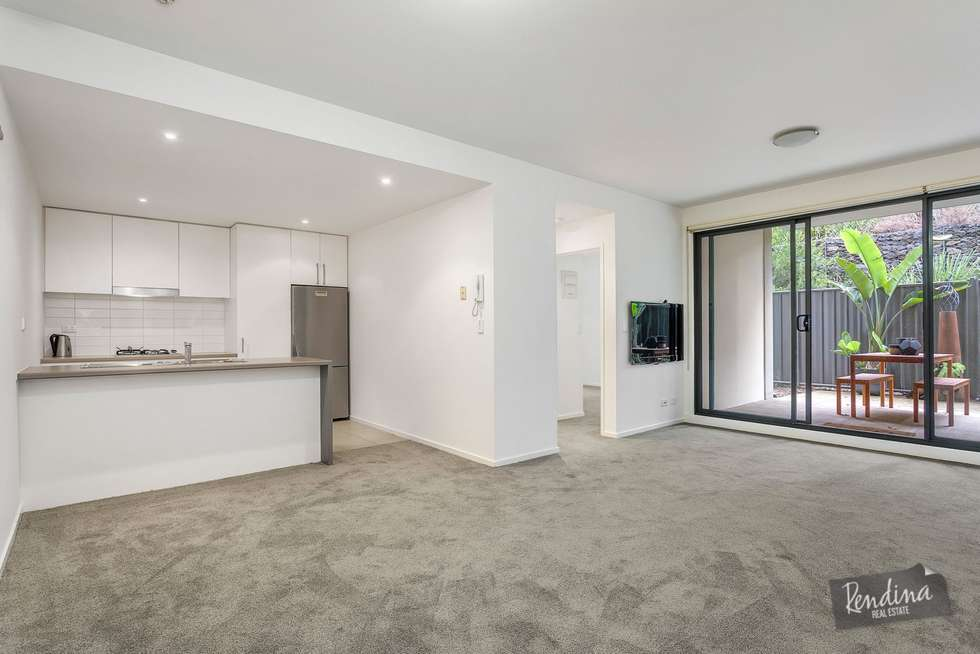 Third view of Homely apartment listing, 106/62 Altona Street, Kensington VIC 3031