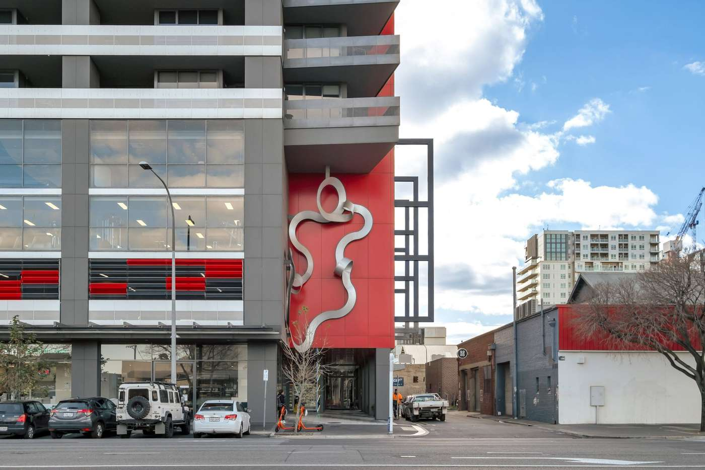 Main view of Homely apartment listing, 1109/160 Grote Street, Adelaide SA 5000