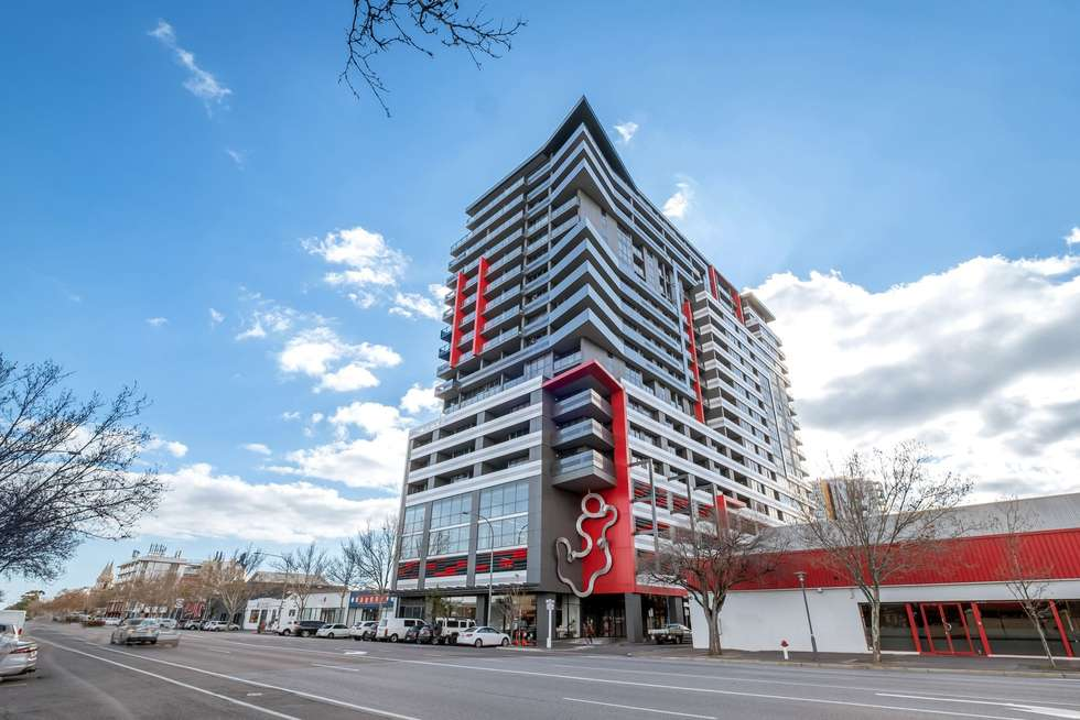 Second view of Homely apartment listing, 1109/160 Grote Street, Adelaide SA 5000