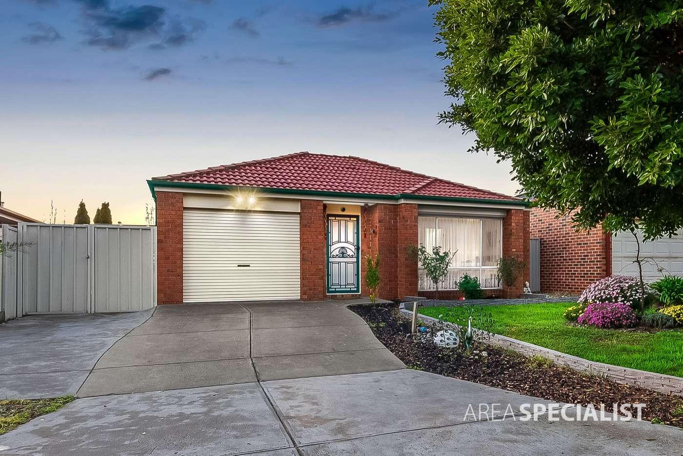 Main view of Homely house listing, 3 Moreton Close, Caroline Springs VIC 3023