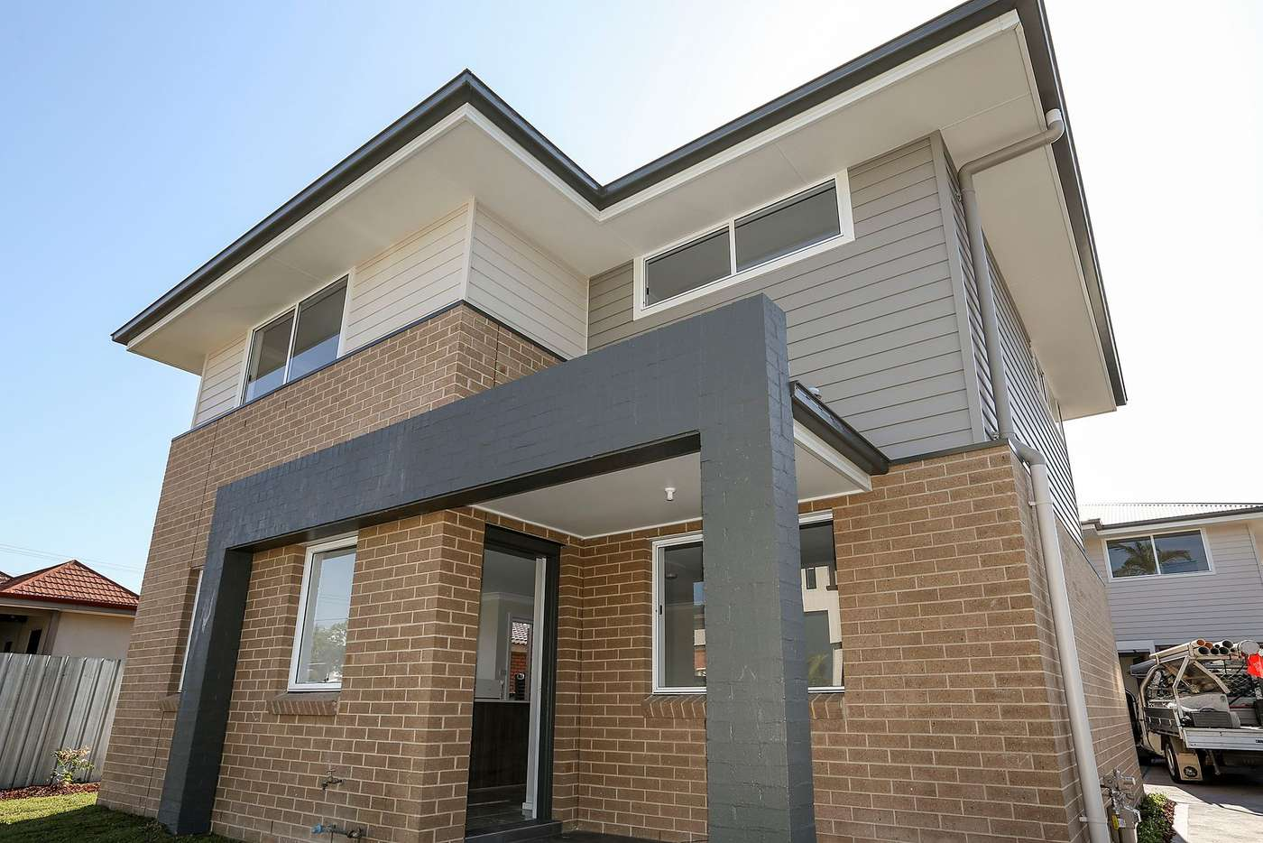 Main view of Homely townhouse listing, 1/2 Sparke Street, Georgetown NSW 2298