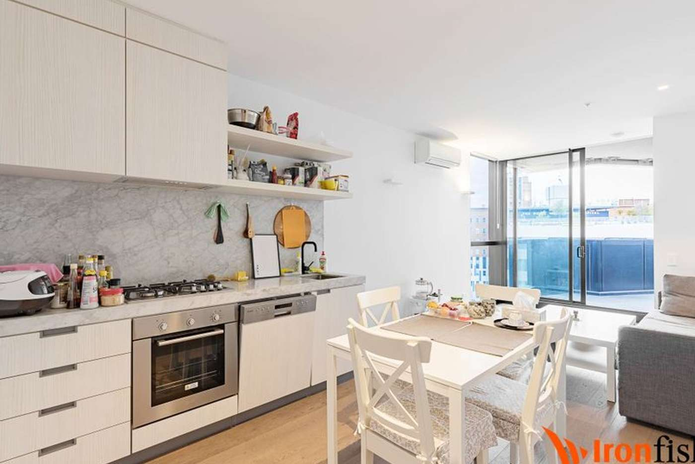Main view of Homely apartment listing, 1005/33 Blackwood Street, North Melbourne VIC 3051