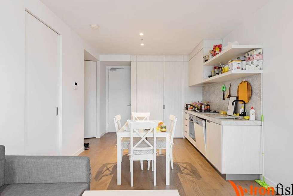 Second view of Homely apartment listing, 1005/33 Blackwood Street, North Melbourne VIC 3051