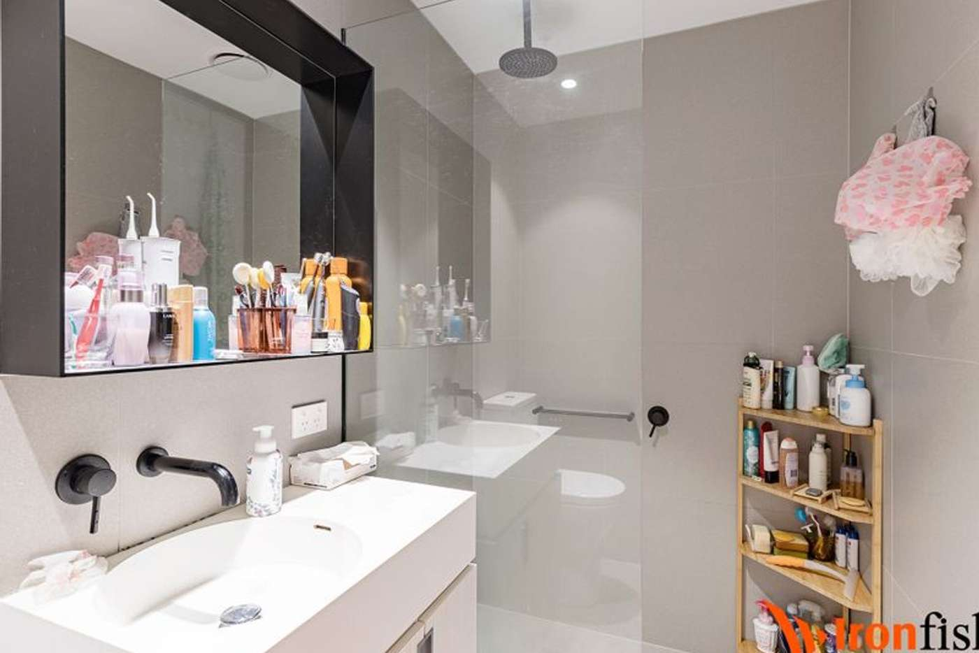 Fifth view of Homely apartment listing, 1005/33 Blackwood Street, North Melbourne VIC 3051