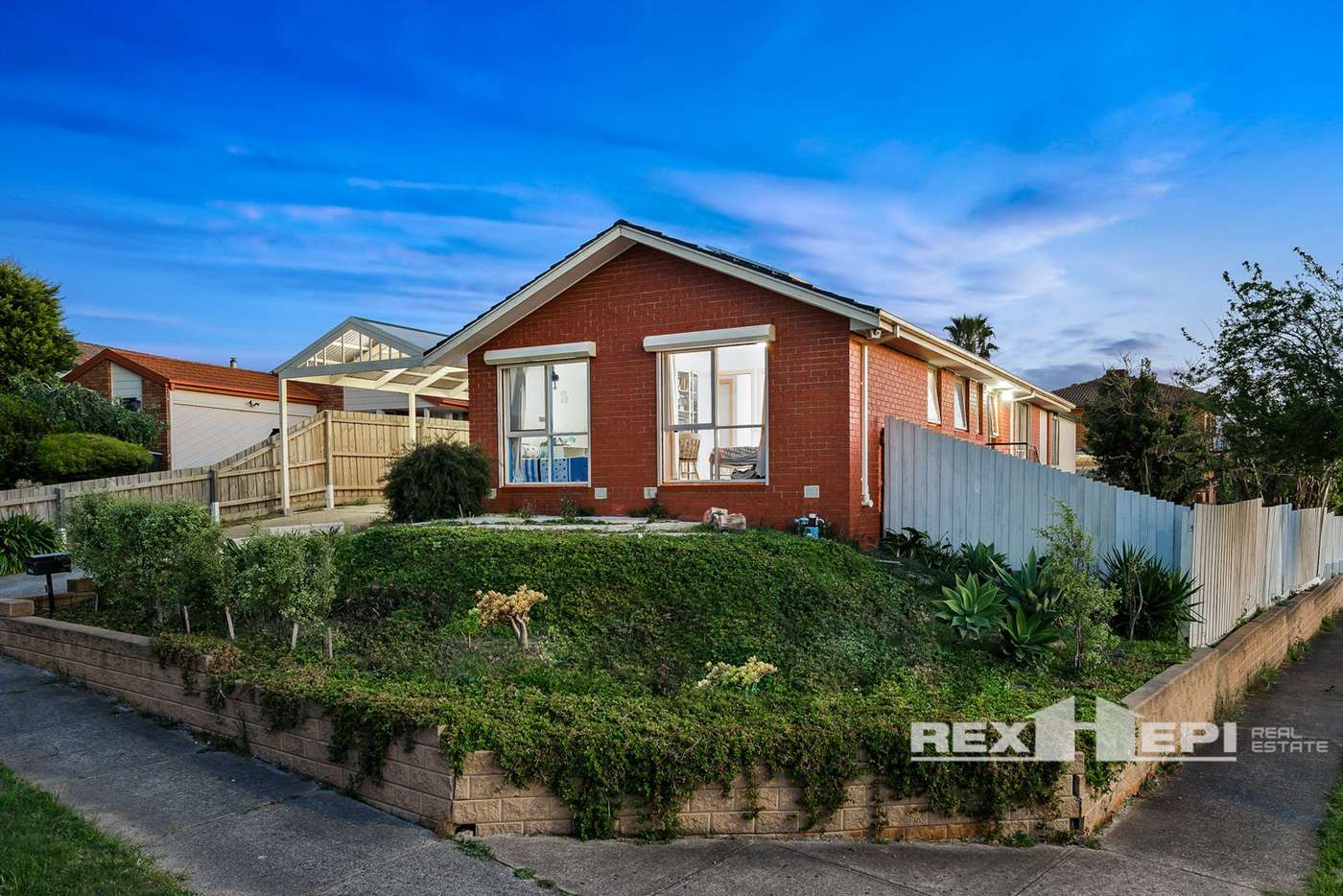 Main view of Homely house listing, 8 Enoch Rise, Hallam VIC 3803