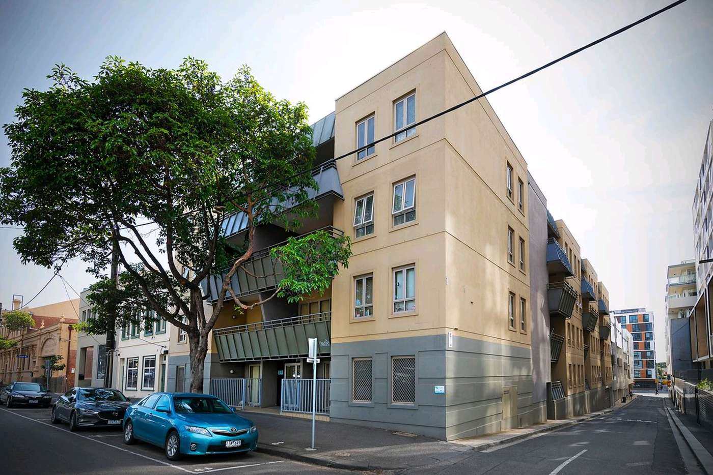 Main view of Homely apartment listing, 2/17-21 Blackwood Street, North Melbourne VIC 3051