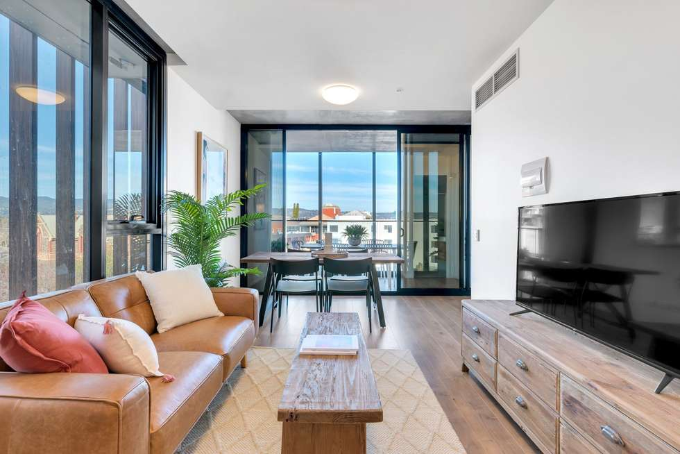 Second view of Homely apartment listing, 301/248 Flinders Street, Adelaide SA 5000