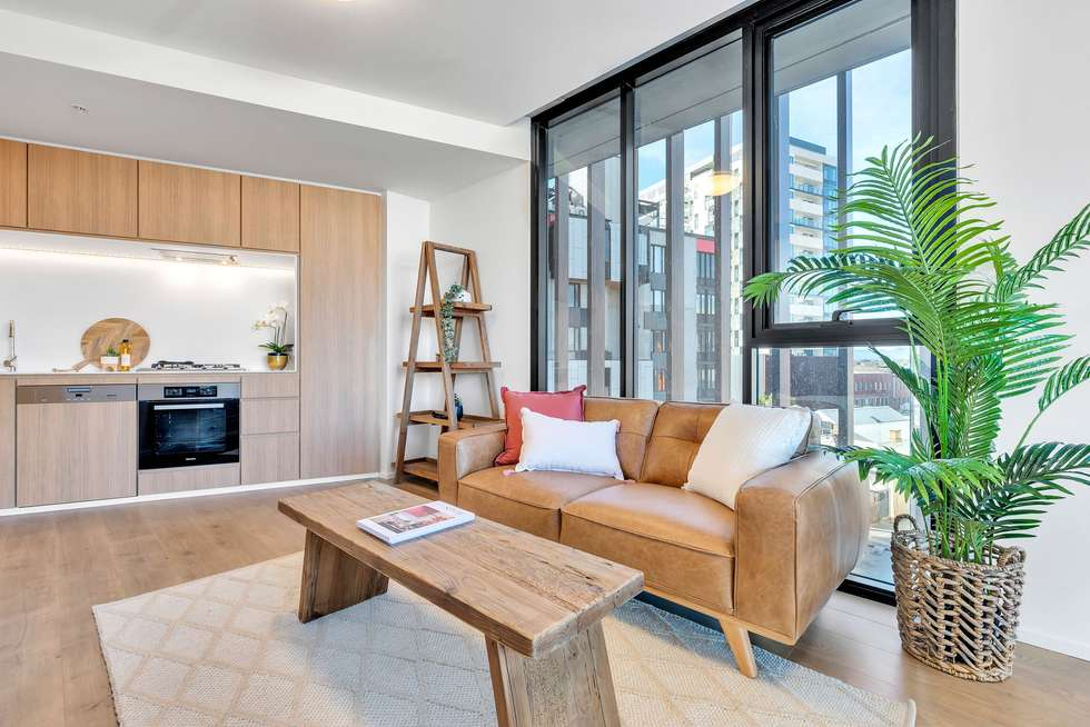 Third view of Homely apartment listing, 301/248 Flinders Street, Adelaide SA 5000