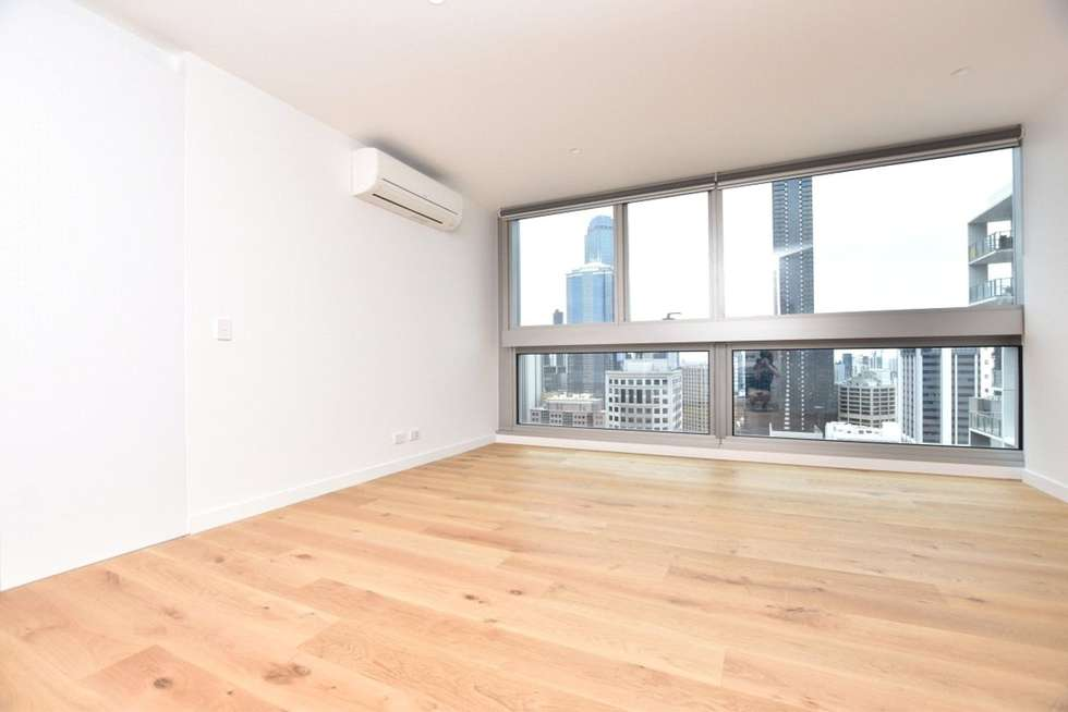 Second view of Homely apartment listing, 3307/38 Rose Lane, Melbourne VIC 3000
