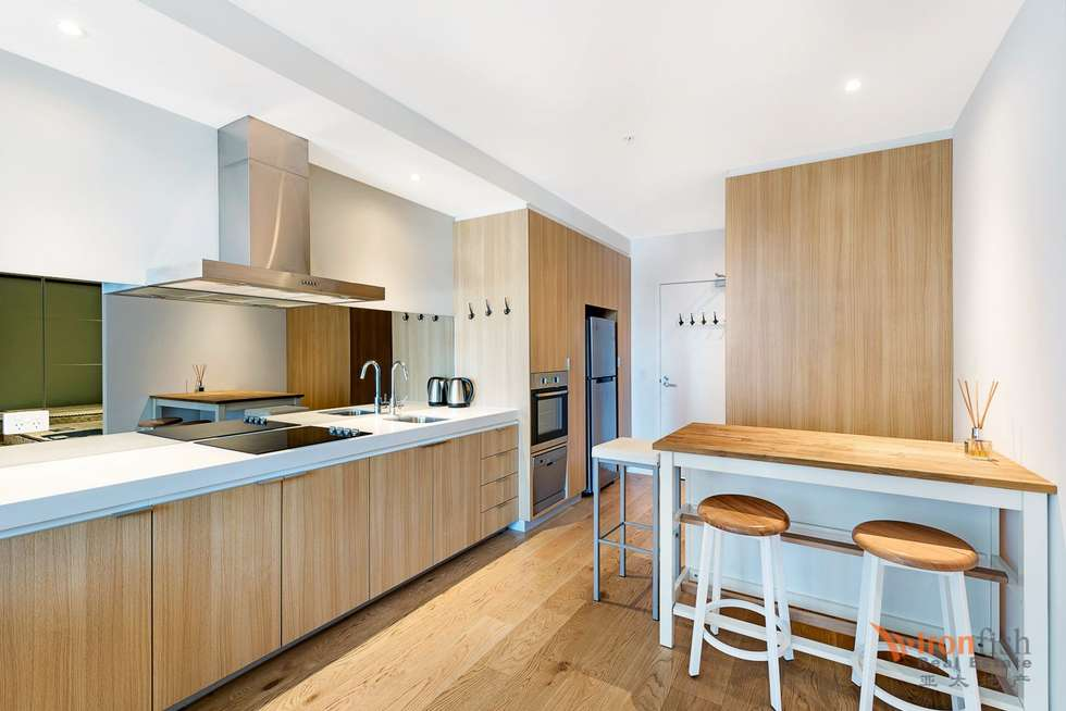 Third view of Homely apartment listing, 1507B/11 Rose Lane, Melbourne VIC 3000